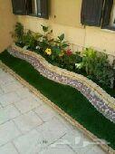 تنسيق   حدائق   وصيانه شامله