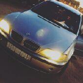 BMW الفئه الثالثه القريات