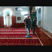 شركةالمنار لغسيل المساجد وخصم خاص
