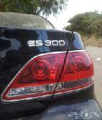 لكزس es300  نظيف2006