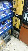 توفير جميع القطع الكهربائية للمعدات