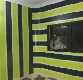 معلم جميع انواع الدهانات وورق الجدران
