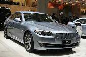 BMW 520I 2012 مهم للخبراء