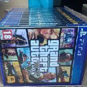 لعبة قراند GTA بلايستيشن 4