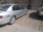 للبيع  سياره لومينا موديل2002 حاله جيده  ع السوم 0509451431 0542221041