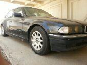 بي إم دبليو BMW l موديل 97 فل كامل 735I مالك واحد السعر 12ألف