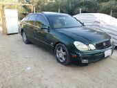 Gs300 - 1999 - لكسسز للبيع