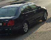 لكزس 2005 كحلي GS300 للبيع