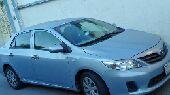 كورولا 2011 جير عادي ماشيه 85000 انا المالك الاول للسياره حاله نظيفه جدا