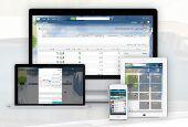 نظام حسابي ERP ونظام HR شؤون موظفين وتصميم مواقع ويب وتطبيقات للايفون والاندرويد