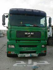 شاحنة مان موديل 2005