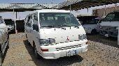 باص ميتسوبيشي 2005ماشي8000اوراقة جاهزة