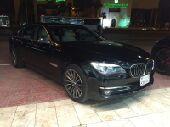 2013 BMW 730 للبيع