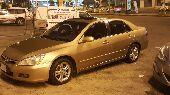 هوندا اكورد 2006 ..V6 فل كامل سعودي