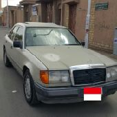 حائل - شارع الكويت - مرسيدس بطه 89 ب7500 ريال