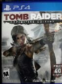 TOMP RIDER Definitive Edition PS4 للبدل