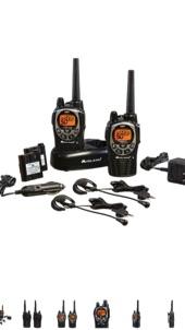 راديو لاهل البر مكون من جهازين