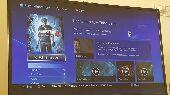 حساب فيها لعبتين Uncharted 4 و SHADOW للبيع