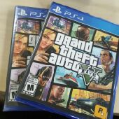 قراند 5 .. PS3 PS4 جديد مع التوصيل