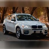 BMW X6 جيب