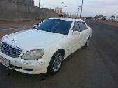 مرسيدس S600 2004