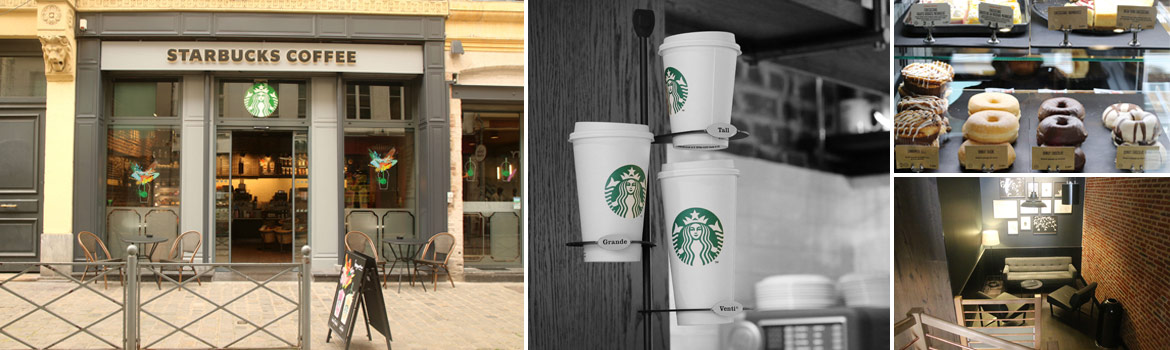 Starbucks Coffee Lille