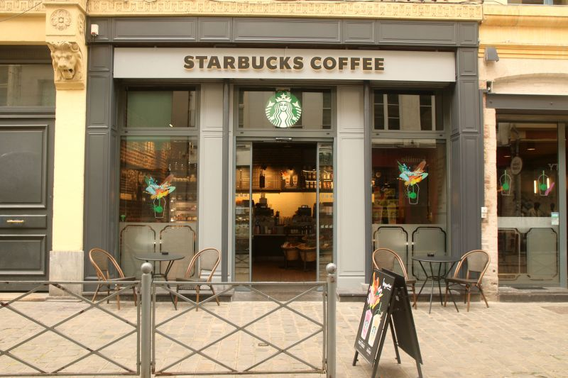 Starbucks Coffee Lille ouvre ses portes