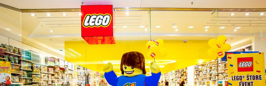 Magasins Lego Store