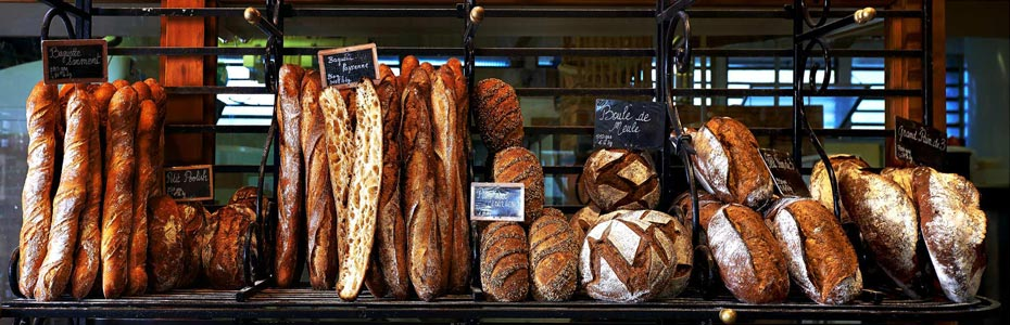 Horaires d'ouverture et adresse des boulangeries Le Grenier à Pain