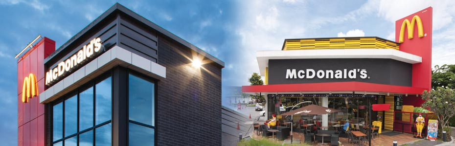 Restaurants Mc Donald's France