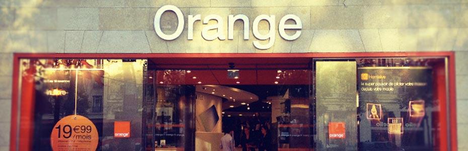 Horaires agences Orange