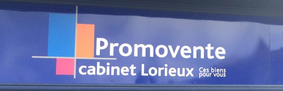 enseigne immobilière promovente