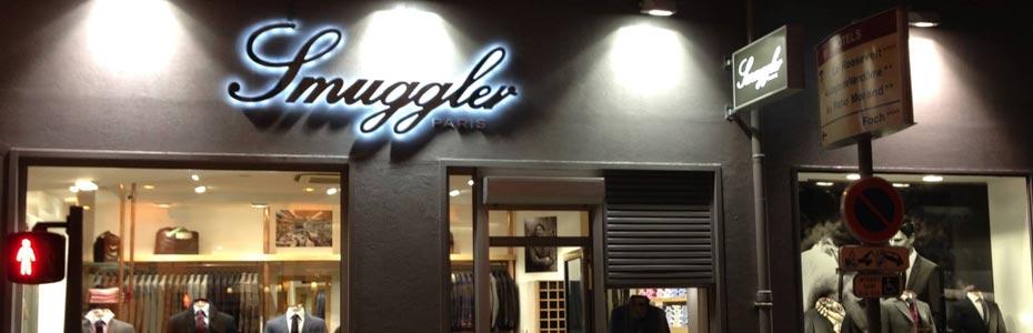 Boutiques Smuggler Paris
