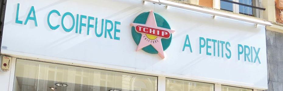 Salons de coiffure Tchip
