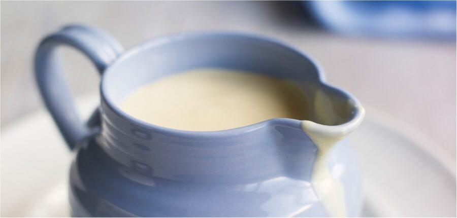 Thick Vanilla Custard