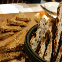 Bröd och smör