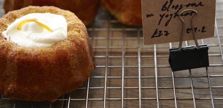 #LEITHSLOVES - Honey & Co's Orange Blossom & Marmalade Cakes
