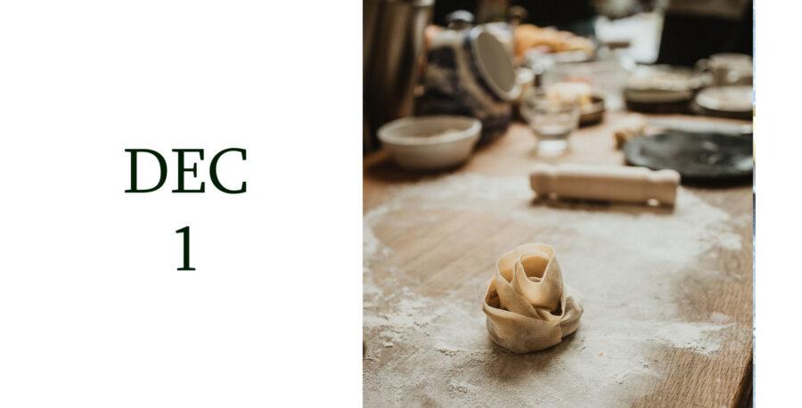 Leiths Advent - DEC 1 - Olia Hercules' Warming Dumpling Recipe