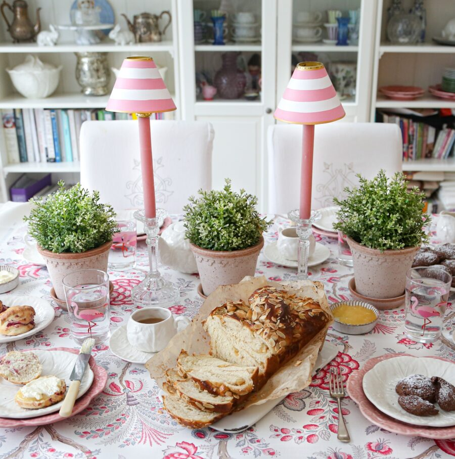 Melanie Johnson's Top Tips for Styling Your Table At Home #LeithsTakeovers