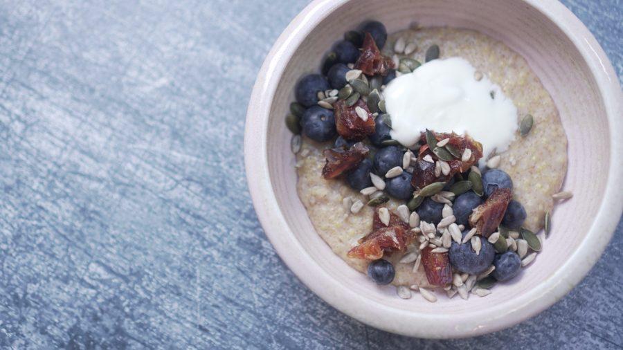 Overnight Grains Recipe #NUTRITIONATLEITHS