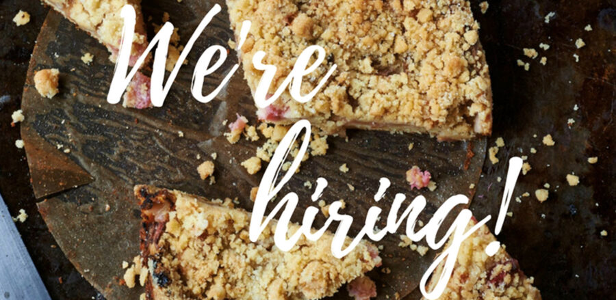 We're hiring - Communications Officer