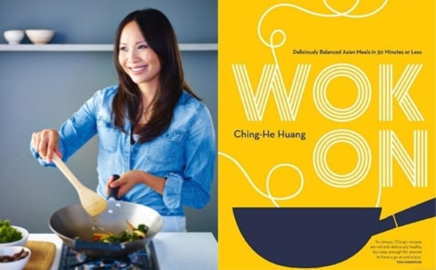 Chinese Cooking at Home; Q&A with Ching He Huang #LeithsTakeovers