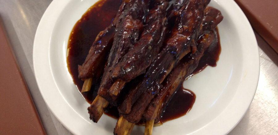 Szechuan Beef Short Ribs