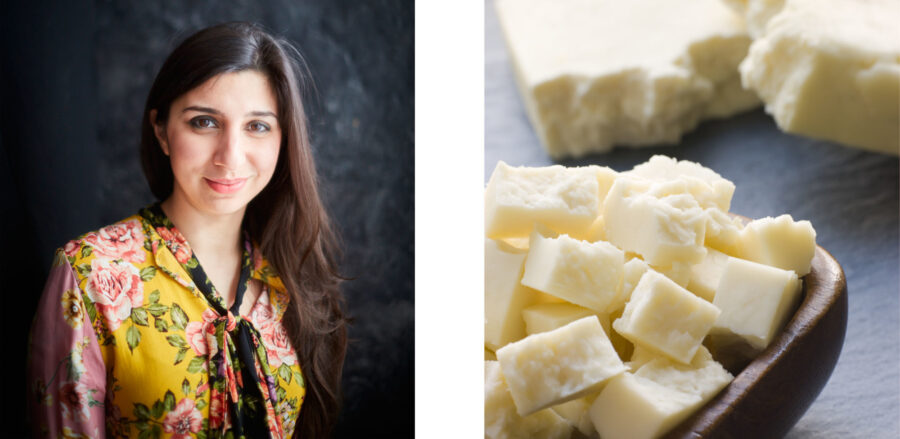 Saliha Mahmood Ahmed's Homemade Paneer Recipe