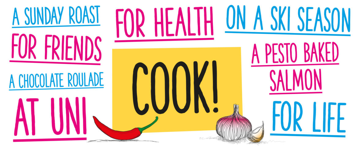 Summer cookery boot camps for 16-25 year olds