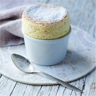 The Secret of Soufflés