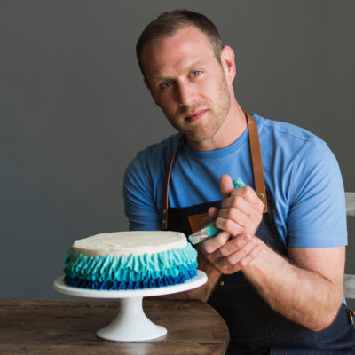 How to Decorate Cakes with Steven Carter-Bailey