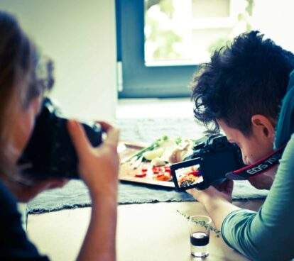 Let's Cook! The Teen's Guide to Food Photography