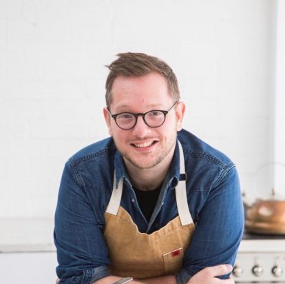 Patisserie Perfection with Edd Kimber