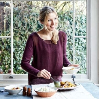 In the Mood for Healthy Food with Jo Pratt